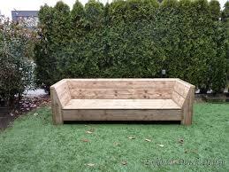 sofa selbst bauen garten sofa selber bauen godsriddle info
