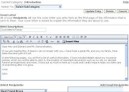 email resume template berathen com