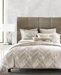 What Is A Bed Coverlet Hotel Collection Distressed Chevron Bedding Collection Created