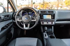 subaru impreza 2017 interior 2017 subaru legacy sport review long term update 2