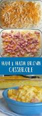 ham and hash brown casserole recipe hash brown casserole hash
