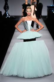 rolf s viktor rolf s s 2010 blue dress celebrities who wear use or