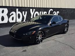 2016 maserati granturismo custom custom wheels suggestions maserati forum