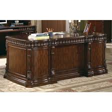 Home Office Executive Desk Home Office Executive Desk In Rich Brown Finish By Coaster 800800