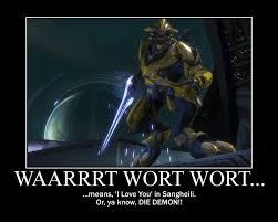 Funny Halo Memes - wort wort wort by danieljc2008 on deviantart