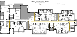 Floor Layouts Bunting Colorado Mesa University