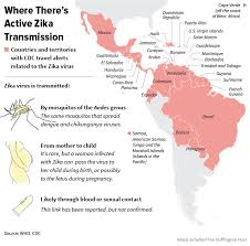 south america map aruba an illustrated guide to the zika outbreak huffpost