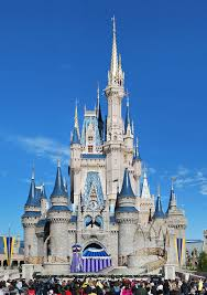Walt Disney World Cinderella Castle Wikipedia