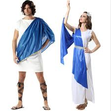 Carnival Halloween Costumes Shop Halloween Couple Clothing Greek Goddess Clothing