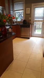 Armstrong Laminate Tile Flooring Armstrong Alterna White Multistone Kitchenfloor Tile Homereno