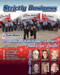 Tanning Salons Lincoln Ne Strictly Business Lincoln September 2016 By Strictly Business