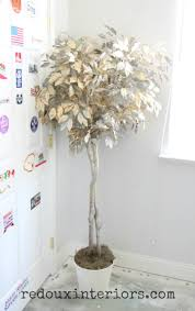Fake Tree by Dumpster Makeover Ficus Tree Trashy Tuesday Youtube
