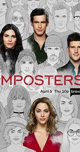 Image Gallery Lindsay Jones Lenny - imposters tv series 2017 full cast crew imdb