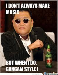 Gangnam Style Meme - oppa gangnam style by ziggs meme center