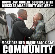 Black Gay Memes - funny gay meme images and pictures uk