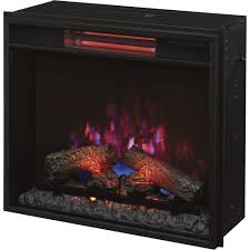 chimney free spectrafire plus infrared electric fireplace insert