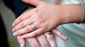 how to wear your wedding ring wedding ring sets as bridal set for wedding day weddceremony