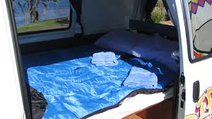 camper van layout the chubby rent a campervan in australia kilroy