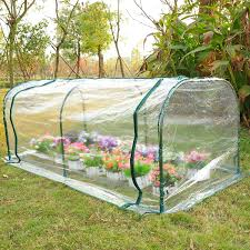2017 7 u0027x3 u0027x3 u0027 greenhouse mini portable gardening flower plants