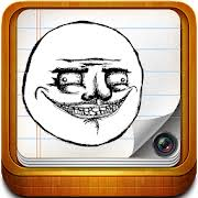 Meme Face Picture Editor - rage face photo editor apps on google play