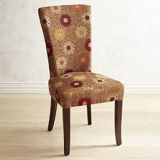 Pier 1 Dining Chair Adelaide Gold Floral Dining Chair With Espresso Wood Pier 1 Imports