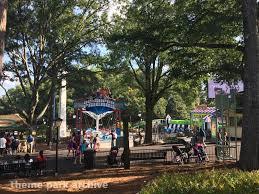 Six Flags Friends Six Flags Over Georgia Theme Park Archive