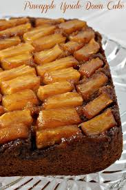pineapple upside down cake or the way to a n old fashioned man u0027s