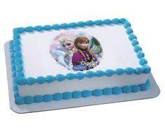 sophia birthday cake sheet cake pixie cakes