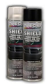 dupli color shield temporary spray on bra protection bp100 free