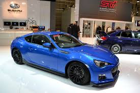 subaru brz tuner subaru cars news brz turbo reportedly in development