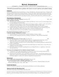 Graduate Internship Resume Internship Research Internship Resume