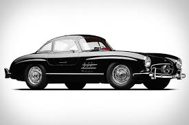 mercedes auction this beautiful 1957 mercedes 300 sl gullwing is up for
