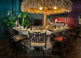 Tropical Outdoor Kitchen Designs Outdoor Kitchen Idea Gallery Galaxy Outdoor
