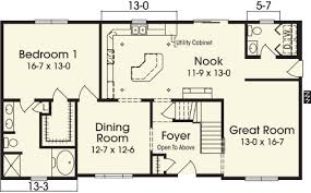 asheville by simplex modular homes two story floorplan