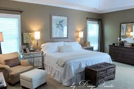Decorated Master Bedrooms by Diy Design Fanatic Decorating A Master Bedroom On A Budget