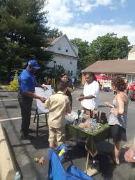 montclair residents participate in south end wellness day