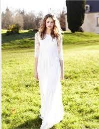 la redoute robe mari e robe de mariée delphine manivet pour la redoute en dentelle