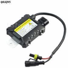 le h7 55w qilejvs car h7 h1 dc electronic 55w light ultra slim ballast xenon