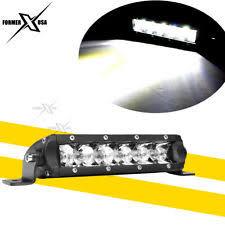 6 foot led light bar 6 led light bar ebay