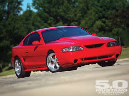 95 mustang gt 1996 ford mustang gt terminated four valve sn 95 photo image