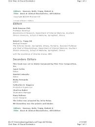 basic and clinical biostatistics 4th edition pdf medical