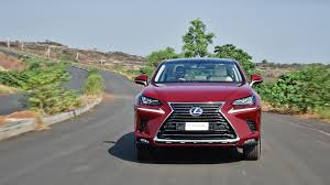 lexus maroon lexus nx300h 2018 price mileage reviews specification