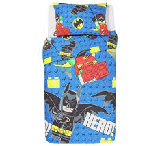 Lego Bedding Set Buy Lego Batman Bedding Set Single At Argos Co Uk Visit Argos