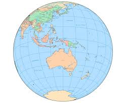 Oceania Map Maps Of Oceania And Oceanian Countries Political Maps Road And