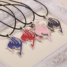 fairy pendant necklace images 4 color quot fairy tail quot logo pendant necklace anime hero shop jpg