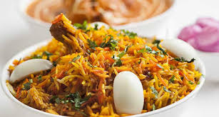 Biryani Decoration Delhi Darbar Ki Khaas Biryani Apna Food Tv
