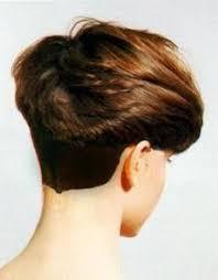 back view of wedge haircut wedge haircut dorothy hamill google search hair pinterest