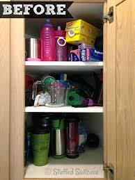 Kitchen Cabinet Organization Tips Kitchen Cabinet Organization Kitchen Pantry Organization Tips