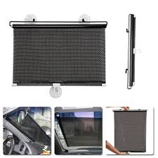 car window blinds sun block shades auto retractable side car