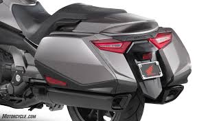future honda motorcycles first look 2018 honda gold wing and gold wing tour